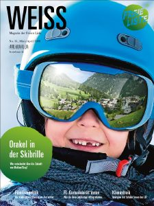 Weiss 31 Cover